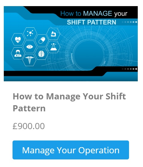 manage your operation