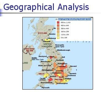 Geographical Analysis